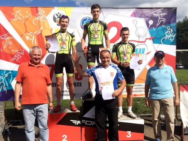 Новый успех копейской школы велоспорта